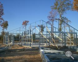 Steel Steel Framing Kits For Custom Homes for Sale | LTH Steel