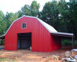 steel pole barns
