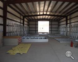 Steel Garage Steel Framing Kits For Sale Lth Steel