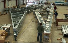 We Specialize In Supplying Materials For Lth Steel