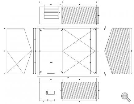 40 X 50 Steel Building http://www.lthsteelstructures.com/buildings/40-x-50-x-15-steel-building-sale-gordon-ga-31031
