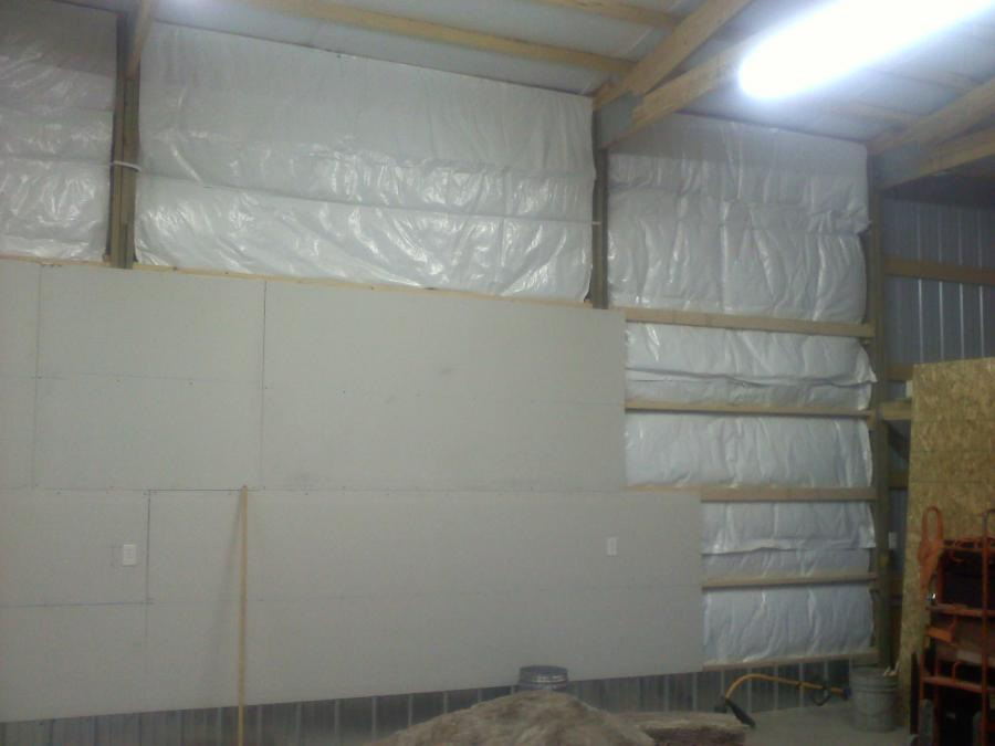 Metal Building Insulation