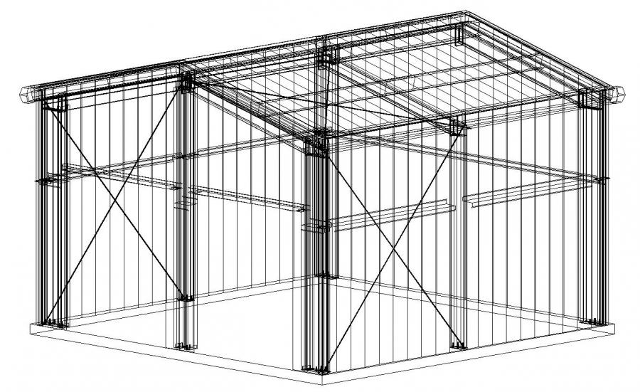 20 39 x 20 39 x 12 39 steel building for sale big spring tx for Steel building plans drawings