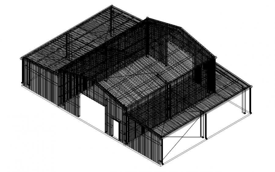 30' x 40' x 14' Steel Building for Sale - Belton, SC 29627 | LTH