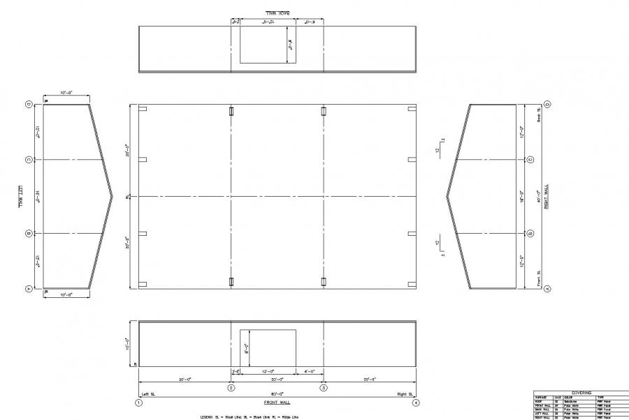 40 x 60 metal building floor plans for 40 x 60 metal building plans