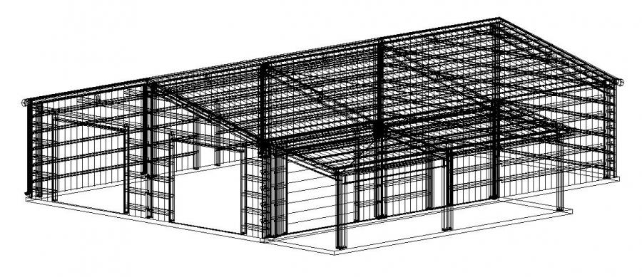 Goat Pen Plans besides Pole Barn Interior Living Room Design Ideas also Pole Barn House Plans in addition 40 X 50 Steel Building together with 30 X 80 Square House Plan. on metal building house plans 60 x 100