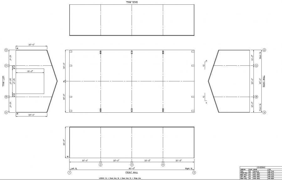 40 39 x 80 39 x 20 39 steel building for sale littleton co 80123 l. Black Bedroom Furniture Sets. Home Design Ideas