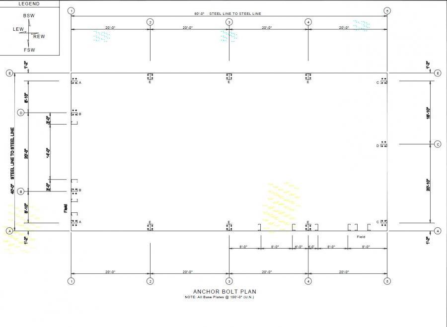 40 39 x 80 39 x 20 39 steel building for sale attawa on k0b1g0 lth. Black Bedroom Furniture Sets. Home Design Ideas