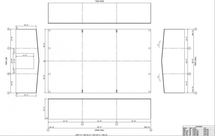 50 39 x 80 39 x 16 39 steel building for sale lake havasu city for Miroir 50 x 80