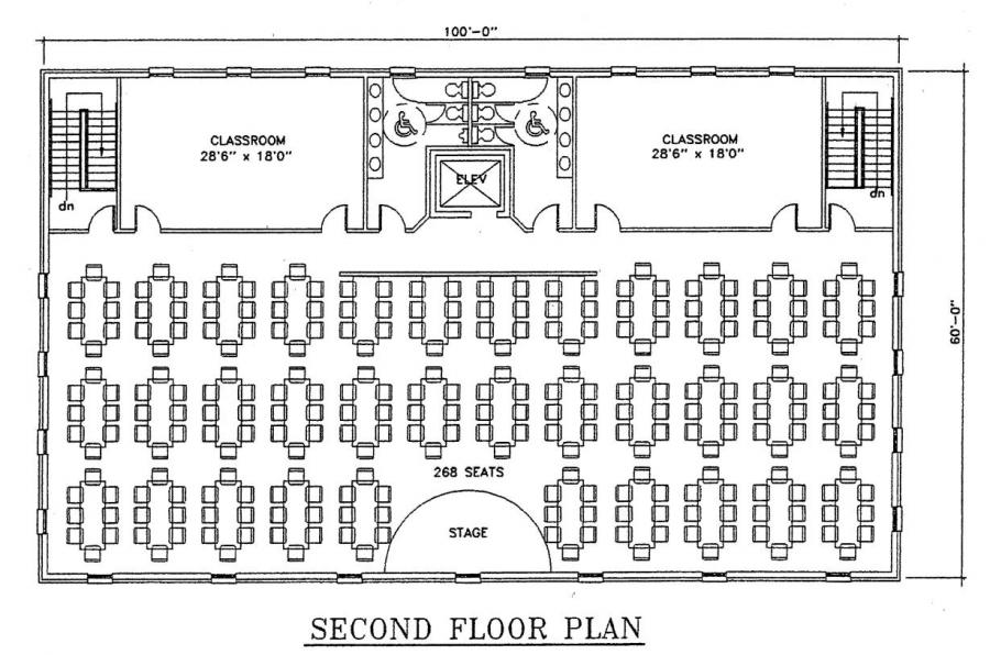 12000 Sq Ft House Plans http://www.lthsteelstructures.com/church-plans/church-plan-121-122