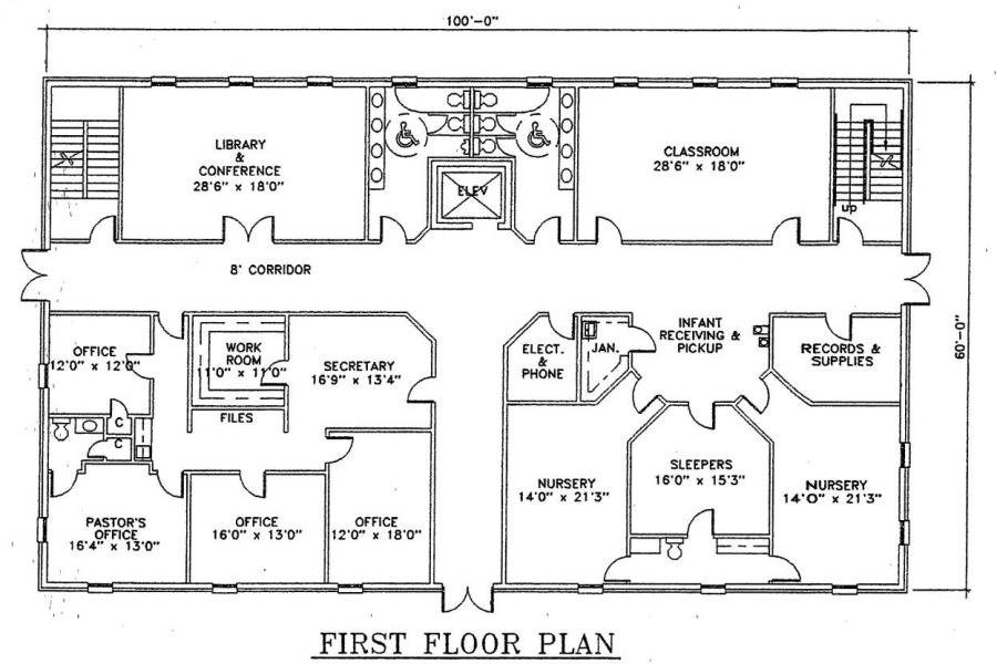 100 Church Floor Plans Free Free Software To Design