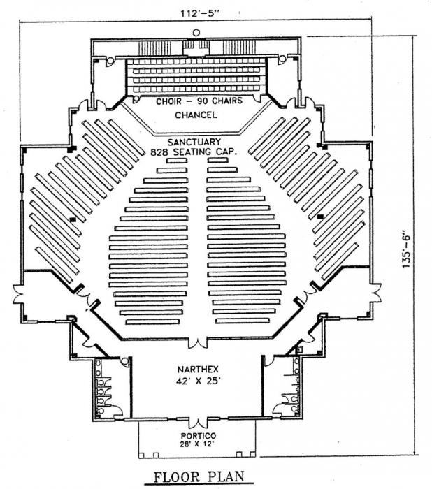 Photo Floor Plan Of Auditorium Images 100