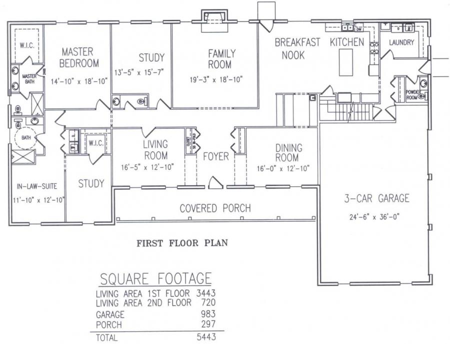 Henryville on 40x60 house plans 3 bedrooms