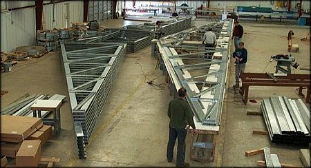 Steel Trusses Pre Engineered. « »