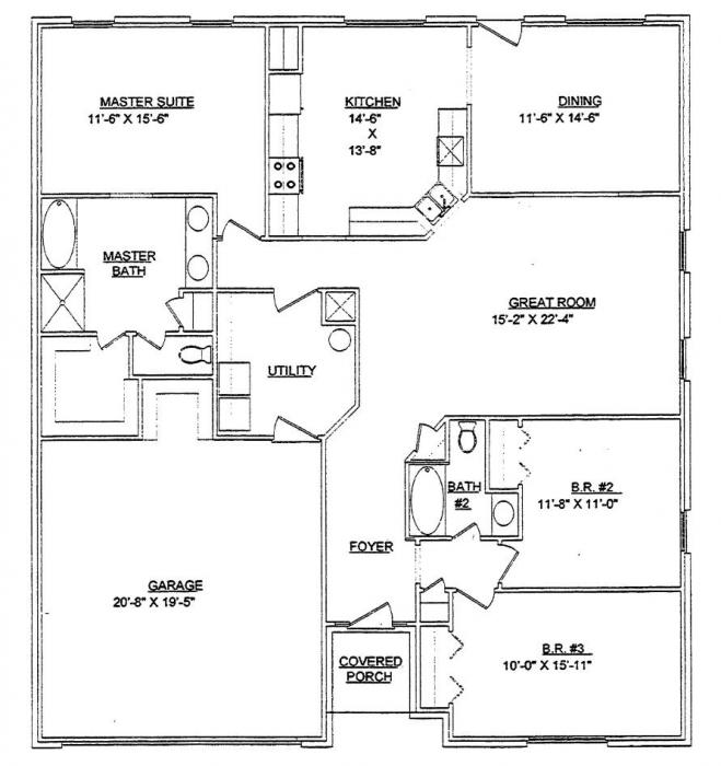 Steel Homes Floor Plans Texas