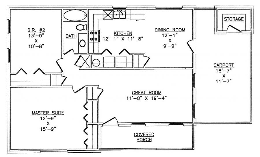 Steel Homes Floor Plans Steel Home Floor Plans