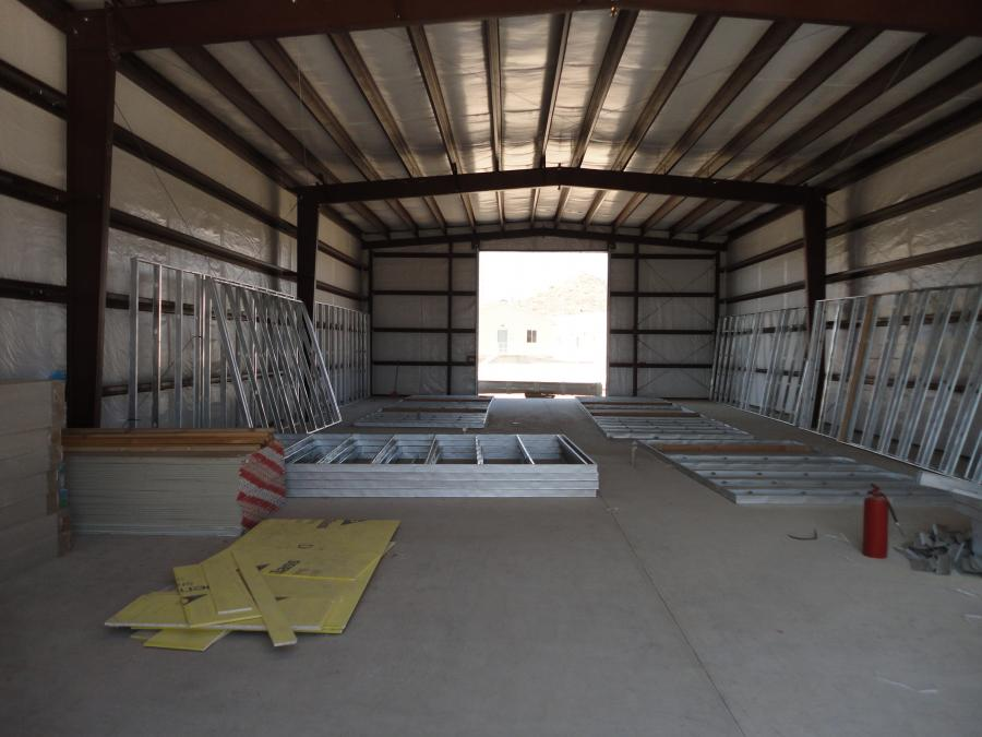 Insulation Metal Carport : Metal building insulation for sale lth steel structures