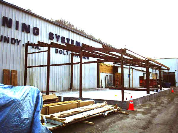 Steel Building Additions For Sale Lth Steel Structures