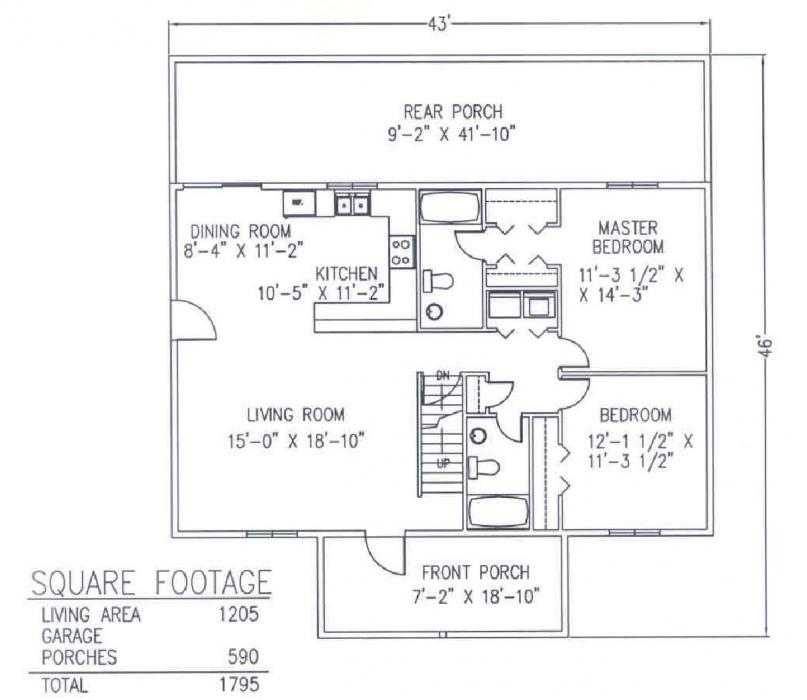 40x40 square house floor plans 40x40 home design ideas for 40x40 house plans