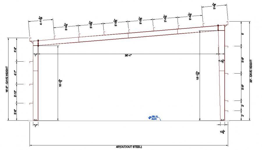 Building A Pole Barn Shed On A Slope   Joy Studio Design ...