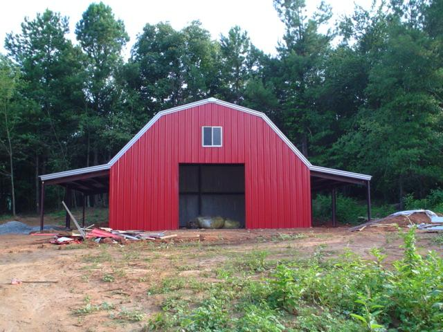 Steel steel pole barns for sale lth steel structures for 30x60 pole barn