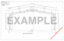 Clearspan Steel Building Planning Plans